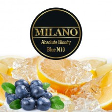 Табак Milano Absolute Bloody-Blue (Абсолютно Синий) - 100 грамм