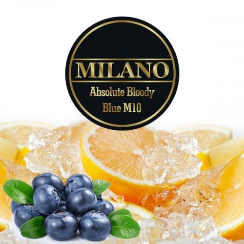 Табак Milano Absolute Bloody-Blue (Абсолютно Синий) - 100 грамм