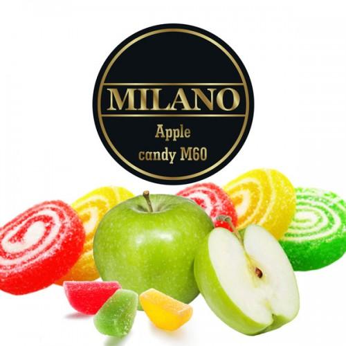 Табак Milano Milano Apple Candy (Карамельное Яблоко) - 100 грамм