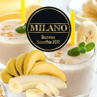 Табак Milano Banana Smoothie (Банановый Коктель) - 100 грамм