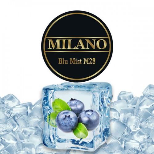 Табак Milano Blu Mist (Голубой Туман) - 100 грамм