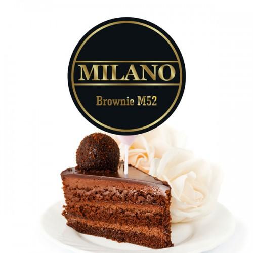 Табак Milano Brownie (Брауни) - 100 грамм