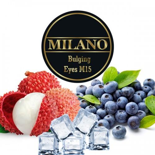 Табак Milano Bulging Eyes (Горящие Глаза) - 100 грамм