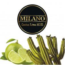 Табак Milano Cactus Lime (Кактус Лайм) - 100 грамм