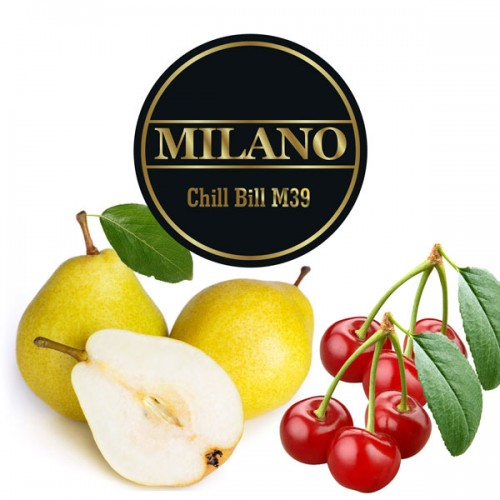 Табак Milano Chill Bill (Счет на Холод) - 100 грамм