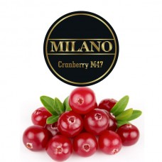 Табак Milano Cranberry (Клюква) - 100 грамм