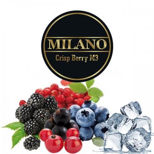 Табак Milano Crisp Berry (Хрустящая Ягода) - 100 грамм