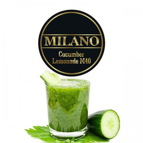 Табак Milano Cucumber Lemonade (Огуречный Лимонад) - 100 грамм