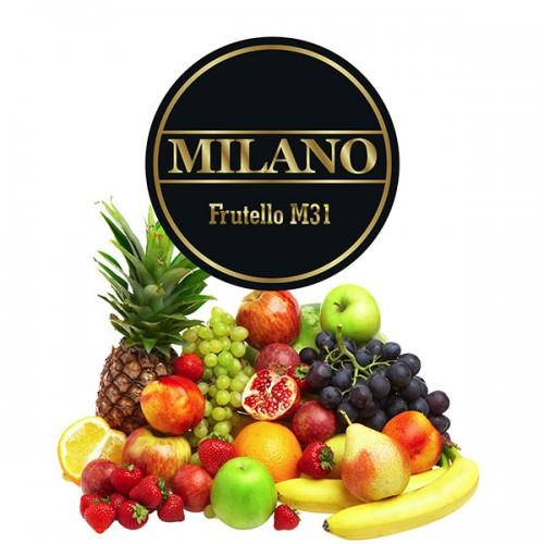 Табак Milano Frutello (Фруктовый Микс) - 100 грамм