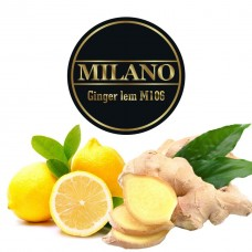 Табак Milano Ginger Lem (Имбирь Лимон) - 100 грамм