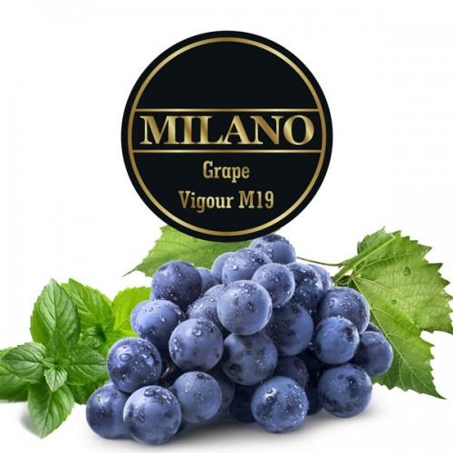 Табак Milano Grape Vigor (Виноград Мята) - 100 грамм