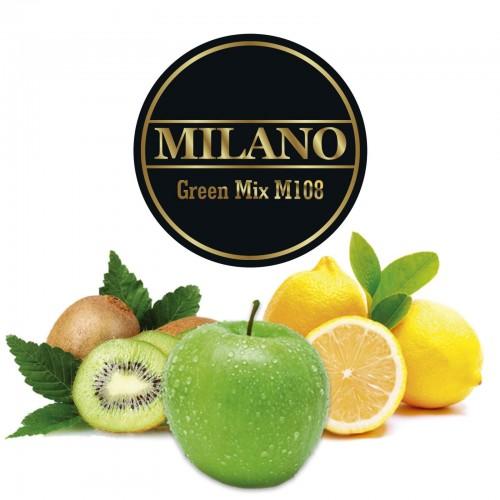 Табак Milano Green Mix (Зеленый Микс) - 100 грамм