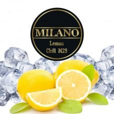 Табак Milano Lemon Chill (Лимон Лед) - 100 грамм