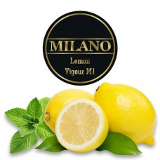 Табак Milano Lemon Vigor (Лимон Мята) - 100 грамм