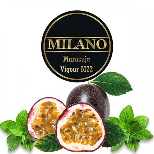 Табак Milano Maracuja Vigour (Маракуйя Мята) - 100 грамм