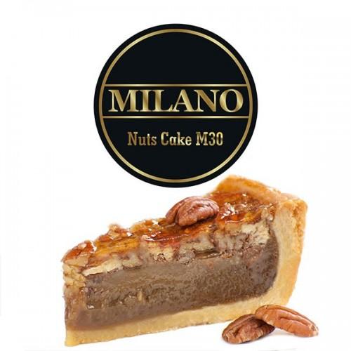 Табак Milano Nuts Cake (Ореховый Пирог) - 100 грамм