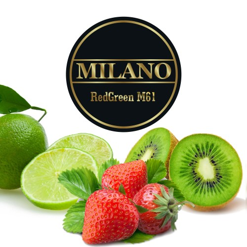 Табак Milano Red Green (Красно-Зеленый) - 100 грамм