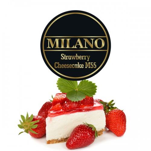 Табак Milano Strawberry Cheesecake(Клубничный Чизкейк) - 100 грамм