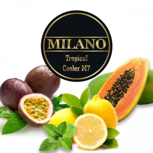 Табак Milano Tropical Cooler (Тропическая Прохлада) - 100 грамм