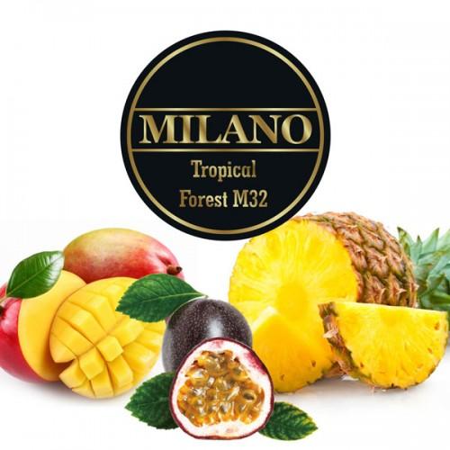 Табак Milano Tropical Forest (Тропический Лес) - 100 грамм