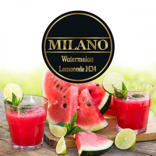 Табак Milano Watermelon Lemonade (Арбузный Лимонад) - 200 грамм