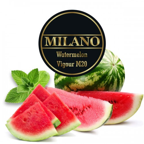 Табак Milano Watermelon Vigour (Арбуз)  - 100 грамм