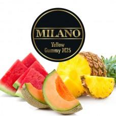 Табак Milano Yellow Gummy (Желтые Мишки) - 100 грамм