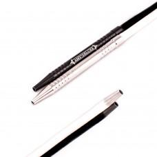 Cиликоновый шланг AMY DeLuxe Aluminium (широкий)