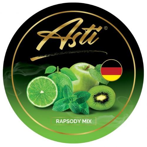Табак Asti Rapsody Mix (Рапсодия Микс) - 100 грамм