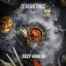 Табак Daily Hookah Element Lg (Лемонграсс) - 60 грамм