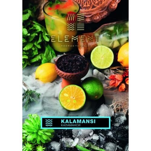 Табак Element Вода Kalamansi (Каламанси) - 100 грамм