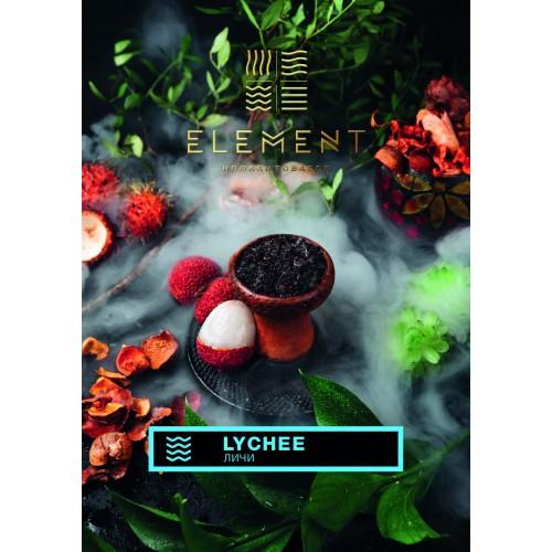 Табак Element Вода Lychee (Личи) - 100 грамм