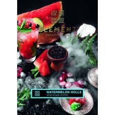 Табак Element Вода Watermelon Holls (Арбузный Холс) - 100 грамм