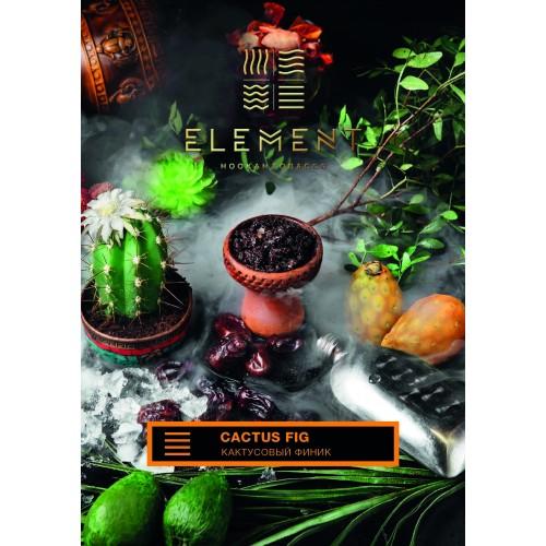 Табак Element Земля Cactus Fig (Кактусовый Финик) - 100 грамм