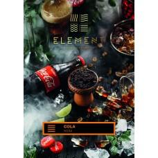 Табак Element Земля Cola (Кола) - 100 грамм