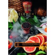Табак Element Земля Grapefruit Pomelo (Грейпфрут и Помело) - 100 грамм