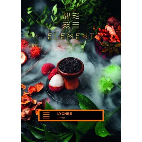 Табак Element Земля Lychee (Личи) - 100 грамм