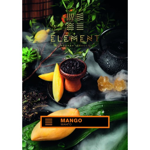 Табак Element Земля Mango (Манго) - 100 грамм
