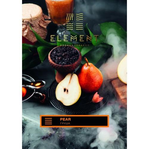 Табак Element Земля Pear (Груша) - 100 грамм