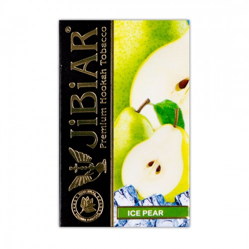Табак Jibiar Ice Pear (Лед Груша) - 50 грамм