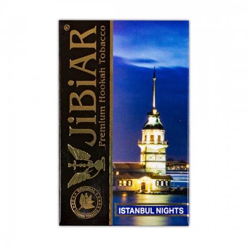 Табак Jibiar Istanbul Night (Ночи Стамбула) - 50 грамм