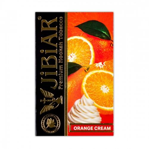 Табак Jibiar Master Orange Cream (Апельсин Крем) - 50 грамм