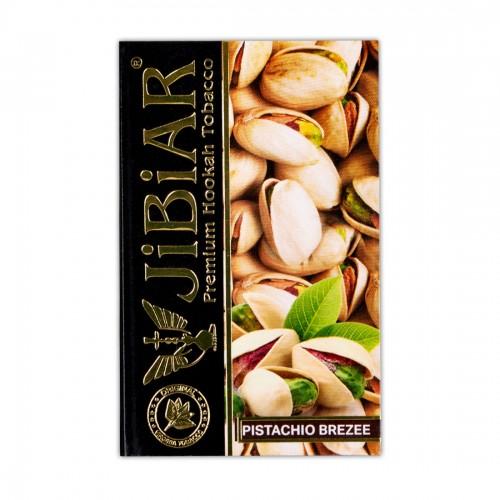 Табак Jibiar Pistachio Brezee (Фисташковый Бриз) - 50 грамм