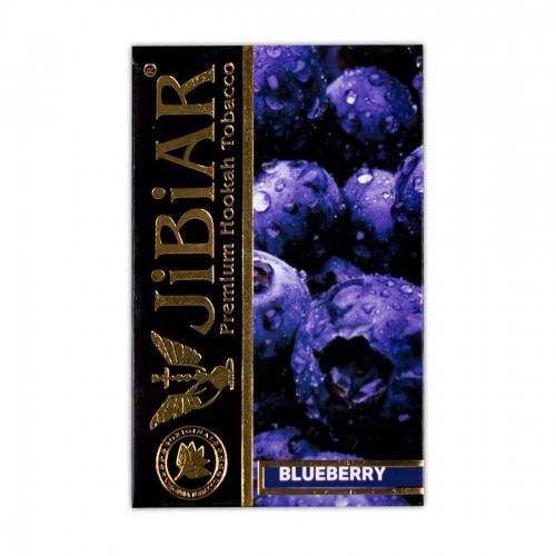 Табак Jibiar Blueberry (Черника) - 50 грамм