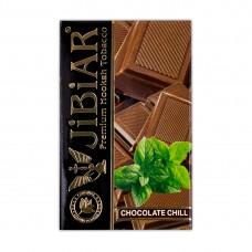 Табак Jibiar Chocolate Chill (Шоколадный Холод) - 50 грамм
