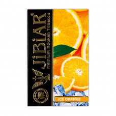 Табак Jibiar Ice Orange (Лед Апельсин) - 50 грамм