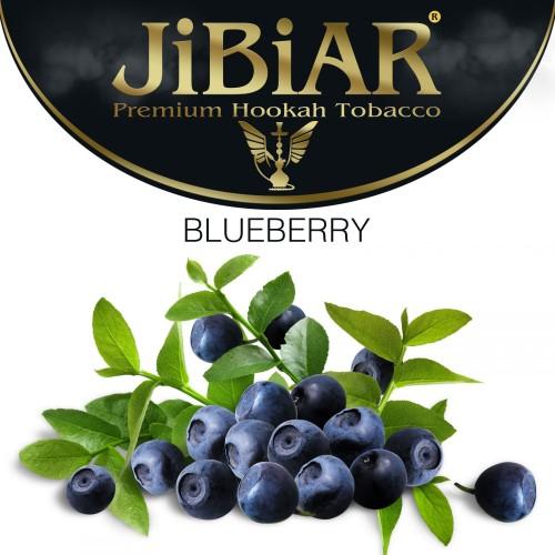 Табак Jibiar Blueberry ( Черника) - 100 грамм