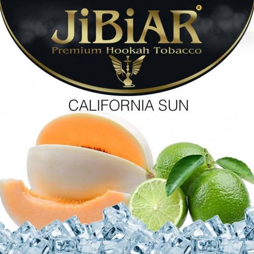 Табак Jibiar California Sun (Калифорнийское Солнце) - 100 грамм
