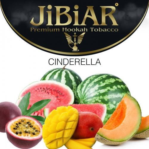 Табак Jibiar Cinderella (Золушка) - 100 грамм