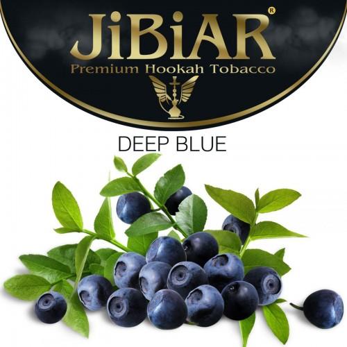 Табак Jibiar Deep Blue (Темно-Синий) - 100  грамм
